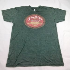 """American apparel """"Jeremy weed"""" mens lg t-shirt"""